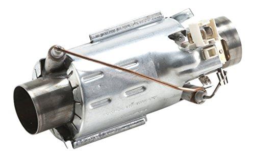 DREHFLEX - HZG215 - Durchlauferhitzer/Heizung/Heizelement für diverse Spülmaschinen/Geschirrspüler aus dem Hause AEG/Electrolux/Juno/Quelle-Privileg - passend für Teile-Nr. 5029761800-6/50297618006