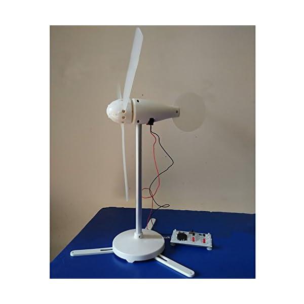 Mini wind turbine EW400 12V/24V with generator 1