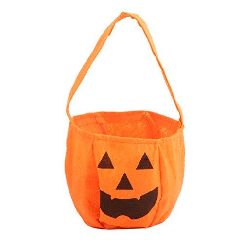 Oder Leckerei Kürbis Tasche Scherzt Geschenk Beute Süßigkeiten Violoncello (Halloween-beute-tasche)