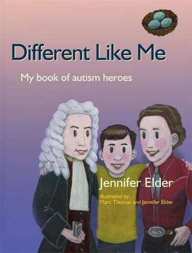 Different Like Me: My Book of Autism Heroes di Jennifer Elder
