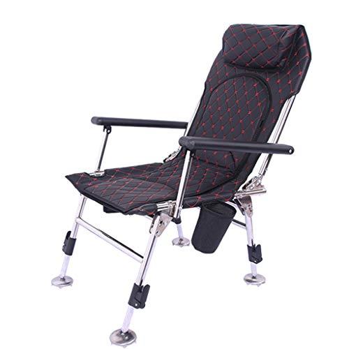 Chaises de pêche Chaise De Camping en Plein Air Chaise Pliante Chaise De Levage Multifonction Chaise De Plage Peut Supporter 150 Kg Cadeau