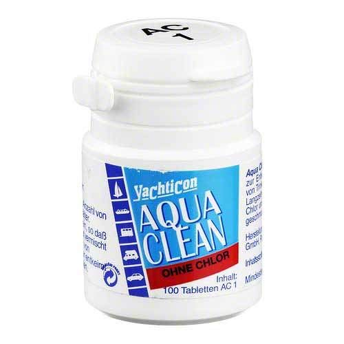 Aqua-tabletten (AQUA CLEAN T 1 Tabletten 100 St Tabletten)