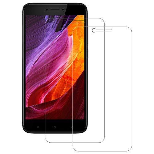 POOPHUNS Cristal Templado Xiaomi Redmi Note 4