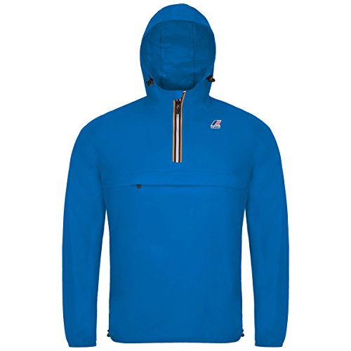 K-Way Herren Regenjacke BLUE FRANCE