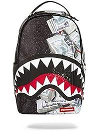 0a6884d63 Sprayground Money Powder Shark Backpack Black