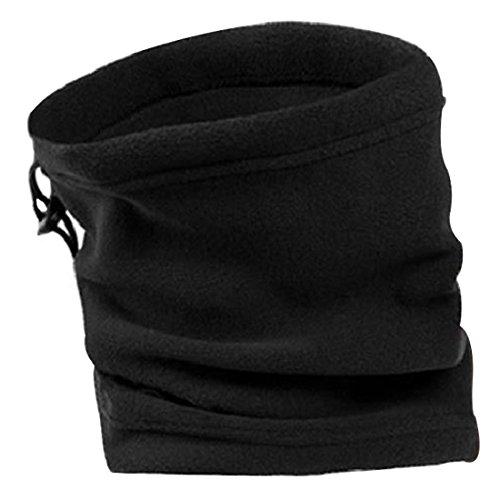 NoyoKere Unisex Multifunktionale Polar Fleece Halswärmer Schal für Outdoor Arbeit Sport Ski Wear Maske Wear Fashion Schal