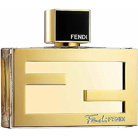 Fan Di Fendi per Donna Cofanetto - 75 ml Eau de Parfum Spray + 75 (Fendi Profumo Delle Donne)