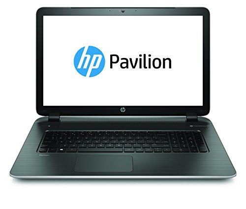 Beats Audio Laptop-computer Hp (HP 17-f042ng 43,9 cm (17,3 Zoll) Notebook (AMD Quad-Core A8-6410, 2,0GHz, 4GB RAM, 500GB HDD, Radeon R5, DVD, kein Betriebssystem) silber)