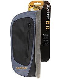 ASAB Waterproof Waist Belt Bum Bag Fanny Pack Wallet Money Zip Pouch Sport Travel Adjustable Elastic Strap Clip