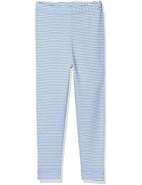 Sanetta Jungen Thermounterwäsche-Unterteil Pants Long Striped