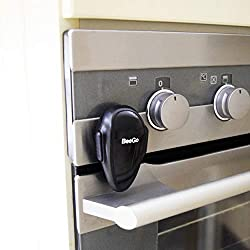 BeeGo Oven Safety Child Lock, Protect Babies & Toddlers, Easy Install (1 x Lock)