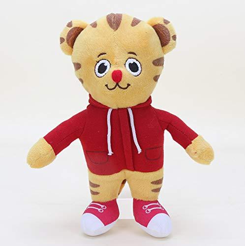 Lyh2019 daniel tiger's neighborhood tiger katerina cat friends peluche ripiene giocattoli per bambini giocattoli 20cm
