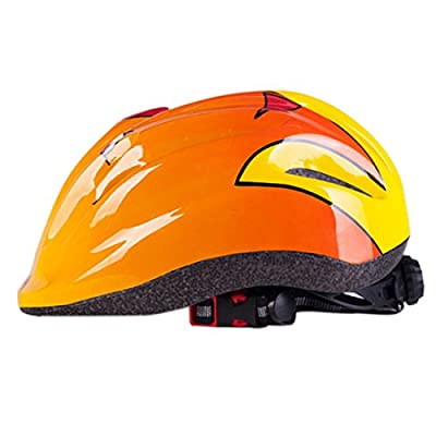 Foxom Kids Bike Safety Helmets - Bike, Cycle, Scooter or Skates Helmets Boys or Girls - An Ideal Helmet For 2-15 Years Kids