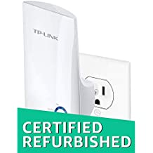 (CERTIFIED REFURBISHED) TP-Link TL-WA850RE 300Mbps Universal Wi-Fi Range Extender (White)