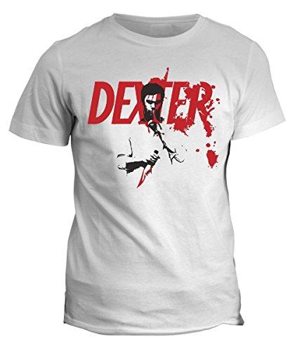 Tshirt dexter morgan silent killer miami debra telefilm serie televisa tv