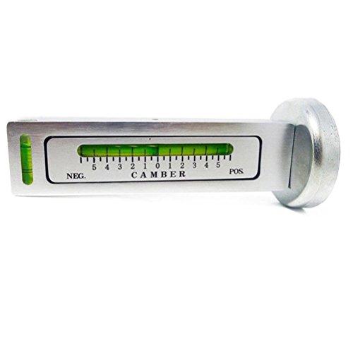 samLIKE Verstellbares Magnet Sturz Rotor Stoß Rad Ausricht Messgerät für Universal