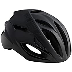 MET Rival Casco mate Black cabeza 59 – 62 cm 2016 Mountainbike Casco Downhill
