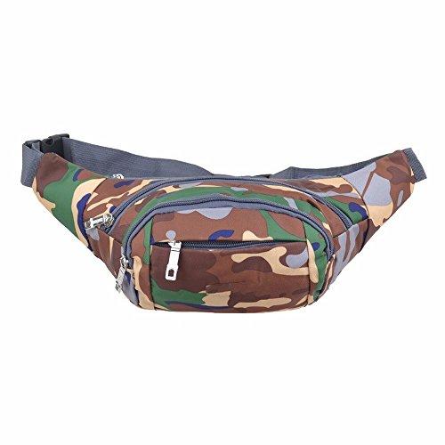 Mode, Sport, Frauen, Wasserdichte Tarnung Tasche, Outdoor-Tasche army green