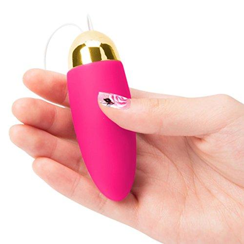 Rawdah 10 Frequenza Salta l'uovo SM Game Jump Egg Impermeabile Telecomando Salta l'uovo Femmina Sesso per Adulti Giocattolo Rosa caldo