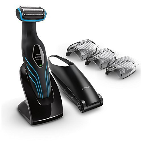 philips-norelco-bodygroom-series-3100-shave-and-trim-with-back-attachment-bg2034-by-philips-norelco
