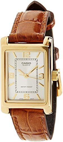 Casio Reloj Collection para Mujer LTP-1234PGL-7A