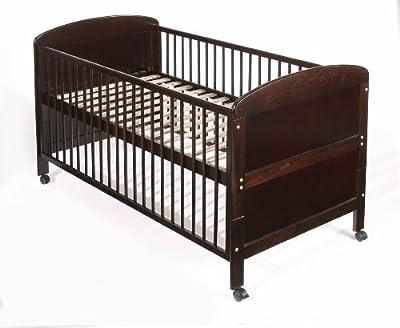 Easy Baby 110-03 - Estructura de cuna (70 x 140cm, estilo antiguo)