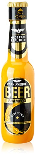 Park Avenue Damage free hair Beer shampoo, 180ml - For Men