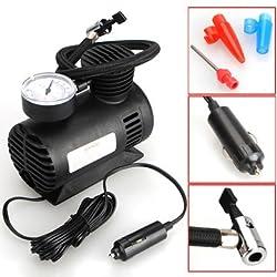 12V Car Auto Electric Portable Pump Air Compressor Tire Inflator Tool