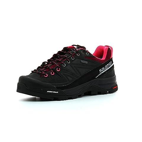 Salomon X Alp LTR GTX Shoes grey Size 41 1/3 2016