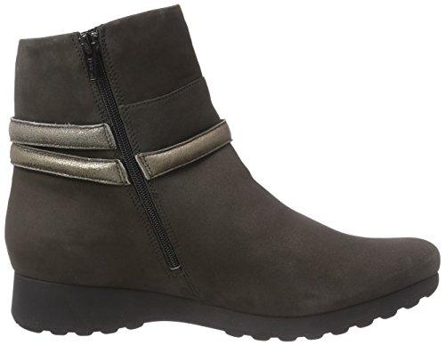 Mephisto - Azzura Bucksoft 6903/Fashion 26665 Grey, Stivaletti Donna Grigio (Grau (BUCKSOFT 6903/FASHION 26665))