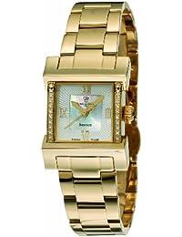 Christina Design London Damen-Armbanduhr Wave Analog Gold 142GW