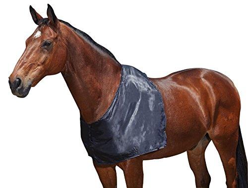 Weatherbeeta spalla raso, colore: nero, Pony, Puledro, integrale o batterie