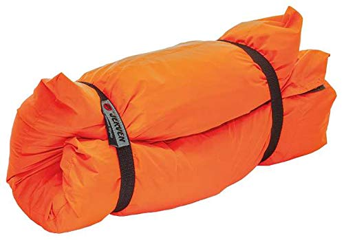 Jerven Fjellduken Thermo Kingsize, Orange