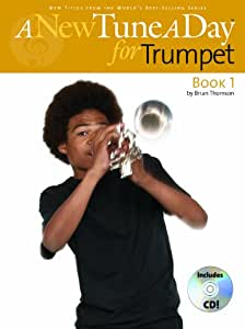 Tune A Day Trumpet/Cornet Book 1 with CD
