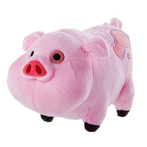 Gefüllte Tiere Schwein Anime 16Cm Plüsch Spielzeug Weiche Süße Japan Lustige Baby Kawaii Gefüllte Tiere Rosa Schweinchen Puppen Cartoon Kleine Spielzeug (Gefüllte Tiere Anime)