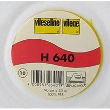 0,50 m Volumen Vlies weiß H 640 von Freudenberg 90 cm breit