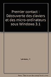 Premier contact : Découverte des claviers et des micro-ordinateurs sous Windows 3.1
