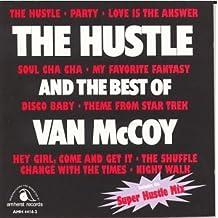 Hustle & the Best of Van Mccoy [Import anglais]