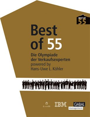 Best of 55: Die Olympiade der Verkaufsexperten