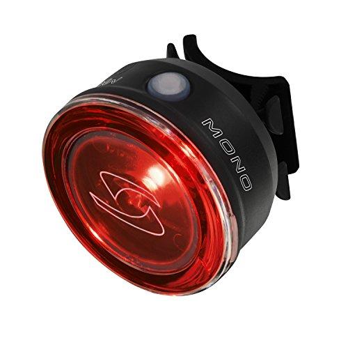 Sigma LED-Fanale Posteriore RL Mono, Nero, S-17273
