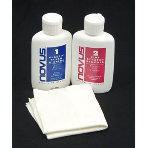 Novus Plastic Polish Kit 1&2 x 59,20