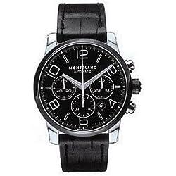 Montblanc Timewalker Chronograph Mens Watch 102365