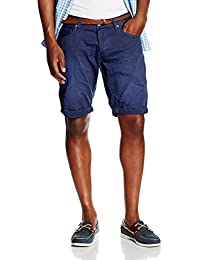 Tom Tailor Denim Colored Twill Bermuda, Short Homme