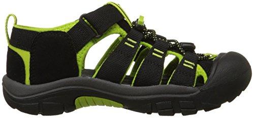 Keen Newport H2, Scarpe Primi Passi Unisex – Bimbi 0-24 Verde (Lime Green)