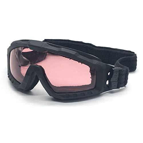 Beydodo Schutzbrille Beschlagfrei Sport Brille Winddicht Schwarz Sicherheitsbrille Brillenträger...