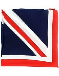 Union Jack Silk Handkerchief