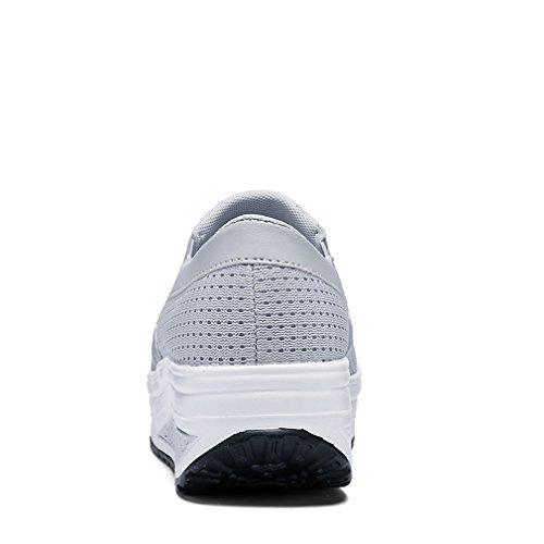 Greaten, Sneaker donna Grey