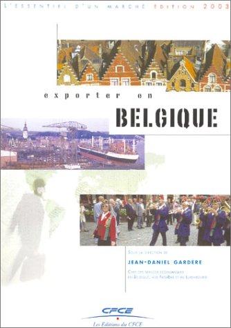 Exporter en Belgique