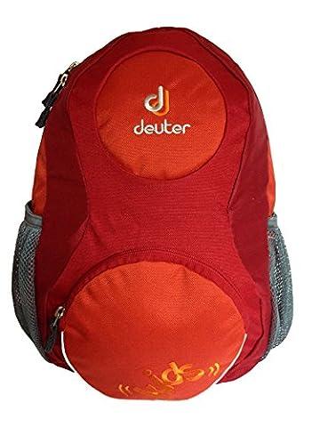 Deuter Kinder Backpack Rucksack KIDS KID, Farben:rot