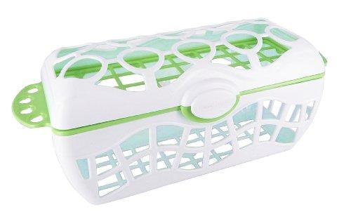 dBb Remond – Cesta para lavavajillas, color blanco y verde